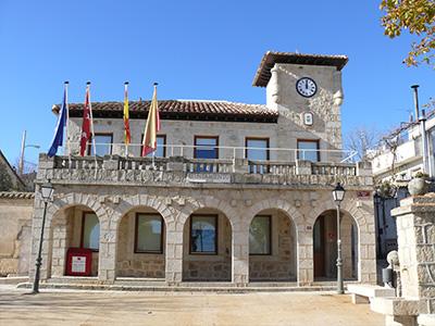 Ayuntamiento Cabanillas de la Sierra