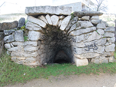 Cuevas en Cabanillas de la Sierra